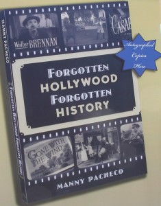 Forgotten Hollywood book