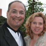 Manny and Laurie at the 2008 SAG Awards