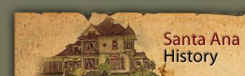 Santa Ana Preservation Society logo