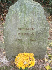 Richard_Burton_grave