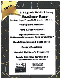 el segundo author fair