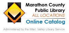 marathon county library logo