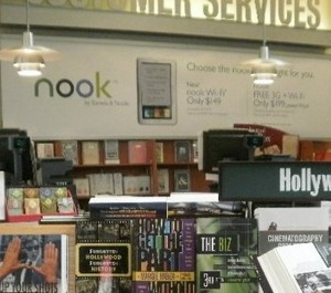 Forgotten hollywood at B&N