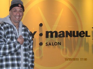 Manny Salon