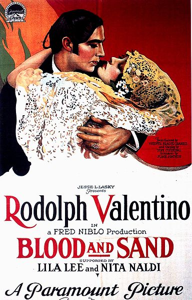 384px-Blood_and_Sand_1922_poster
