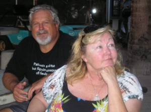 larry and karla milligan