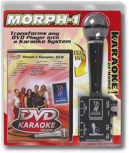 MORPH-1 Karaoke System
