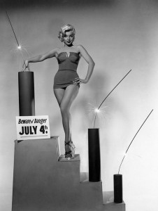 marilyn monroe july 4th