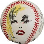 marilyn monroe baseball