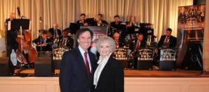 June Lockhart and Gary Greene