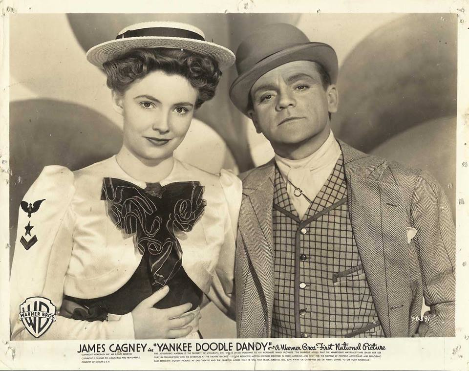 joan leslie and james cagney
