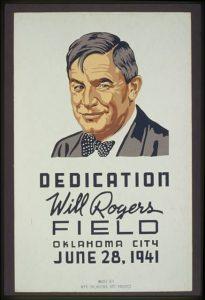 Will_Rogers_Field_Dedication_WPA_Poster