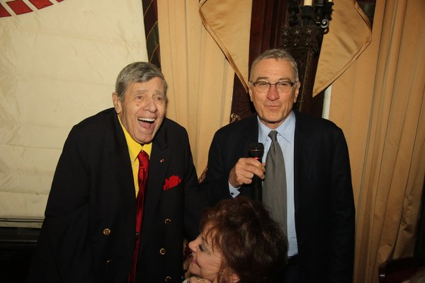 jerry lewis and robert de niro