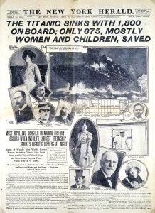 titanic-new_york_herald_front_page